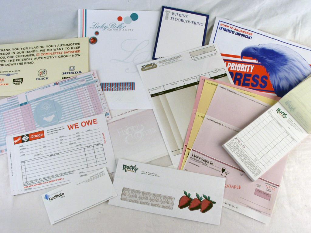 General Business Printing