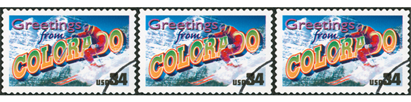 Promotional Products Denver Colorado Stamp